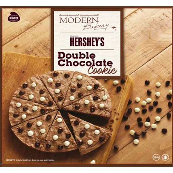 Hersheys Double Chocolate Chip Cooki
