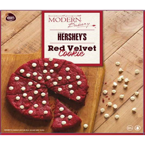 Hersheys Red Velvet Cookie